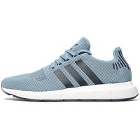 adidas Originals Swift Run - Grey/Black - Mens