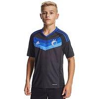 adidas FC Copenhagen Away 2016 Shirt Junior - Black/Blue - Kids