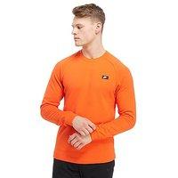 Nike Modern Crew Sweatshirt - Orange - Mens