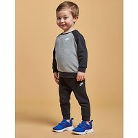 Nike Futura Crew Suit Infant - Grey/Black - Kids