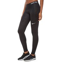 Nike Pro Training Spotted Tights - black - Womens