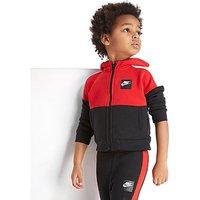Nike Air Full Zip Tracksuit Infant - Red/Black/White - Kids