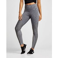 Nike Power Training Tights - Grey/Black - Womens