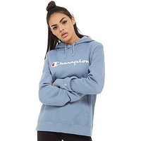 Champion Boyfriend Hoodie - blue - Womens