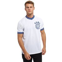 Official Team Official Leicester City Kasabian T-Shirt - White/Blue - Mens
