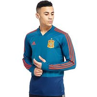 adidas Spain 2018 Training Top - Blue - Mens