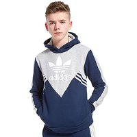 adidas Originals MOA Overhead Hoodie Junior - blue - Kids