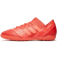 adidas Cold Blooded Nemeziz 17.3 TF Junior - Coral/Red - Kids, Coral/Red