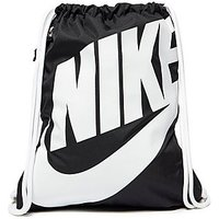 Nike Heritage Gymsack - Black - Mens