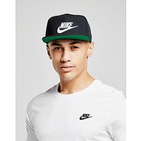 Nike Futura True 2 Snapback Cap - Black/White/Green - Mens
