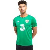 New Balance Republic of Ireland 2017/18 Home Shirt - Green - Mens, Green