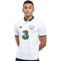 New Balance Republic of Ireland Away Shirt - White - Mens