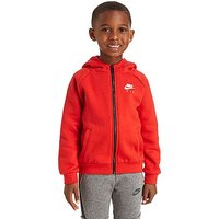 Nike Air Hoodie Children - Red/Black - Kids
