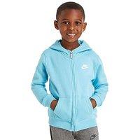 Nike Full Zip Hoody Children - Vivid Blue - Kids