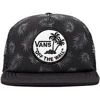 Vans Classic Patch Cap - Black/Grey - Mens