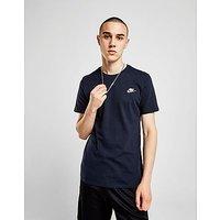 Nike Core T-Shirt - Dark Blue/White - Mens