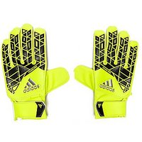 adidas Ace Young Pro Gloves - Yellow - Mens