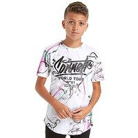 Sonneti Action T-Shirt Junior - White - Kids
