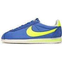 Nike Cortez - Blue/Yellow - Mens