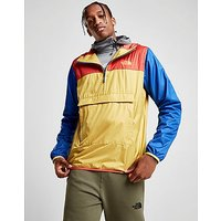 The North Face Lightweight Fanorak Jacket - Yellow/Red/Blue - Mens