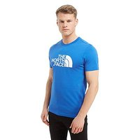 The North Face Short Sleeve Easy T-Shirt - Blue - Mens