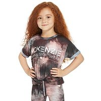 McKenzie Girls Winter Knot T-Shirt Children - Multi Coloured - Kids