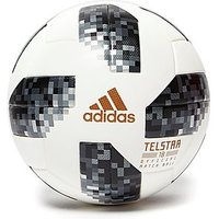 adidas World Cup 2018 Official Match Ball - White/Black - Mens