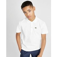Lacoste Sport Polo Shirt Junior - White - Kids