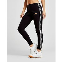 Ellesse Tape Leggings - black/white - Womens