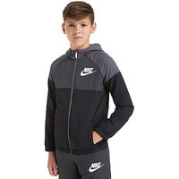 Nike Winger Woven Jacket Junior - Black/Grey - Kids