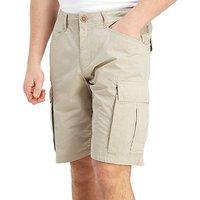 Napapijri Cargo Shorts - Beige - Mens