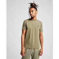 Emporio Armani EA7 Back Vertical Logo T-Shirt - Green - Mens