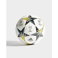 adidas Champions League 2018 Final Football - White/Blue/Yellow - Mens