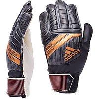 adidas Predator 18 Young Pro Goalkeeper Gloves Junior - black/gold - Kids