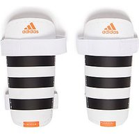 adidas Everlite Shin Guards - white/black - Mens