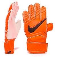 Nike GK Match Junior Gloves - Orange/Black - Kids