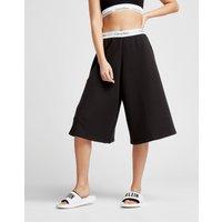 Calvin Klein Modern Cotton Culotte - Black - Womens, Black
