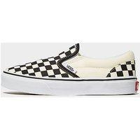 Vans Slip On Children - Black/White - Kids