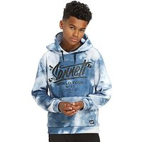 Sonneti Cloud Overhead Hoodie Junior - Blue - Kids
