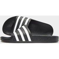 adidas Originals Adilette Slides Womens - Black/White - Womens