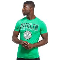 Canterbury Dublin Crest T-Shirt - Green - Mens