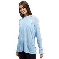 Lorna Jane Havanna Long Sleeve Top - Blue - Womens