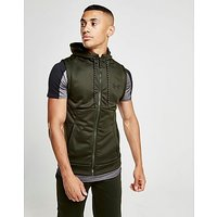 Under Armour Fleece Sleeveless Hoodie - Green
