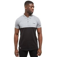 McKenzie Maverick Polo Shirt - Grey/Black - Mens