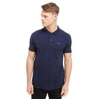 McKenzie Firebird Polo Shirt - Navy - Mens