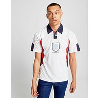 Score Draw England 98 World Cup Home Shirt - White - Mens