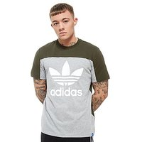adidas Originals Core Stack T-Shirt - grey - Mens