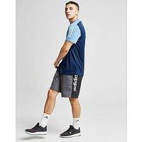 adidas Linear Woven Shorts - Grey/Black - Mens