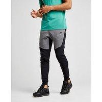 Nike Tech Fleece Joggers - Black/Grey - Mens