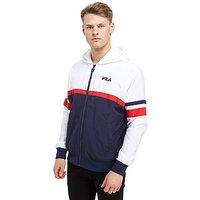 Fila Mitchell Full Zip Lightweight Jacket - Navy/White/Red - Mens